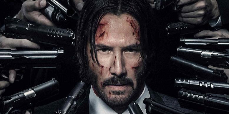 John Wick 2 New York Comic-Con Movie Trailer