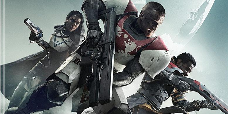 Offizielle Ankündigung Zu Destiny 2 samt Release-Date, erste Infos, Beta und Debüt-Trailer. Bilderquelle: Activision