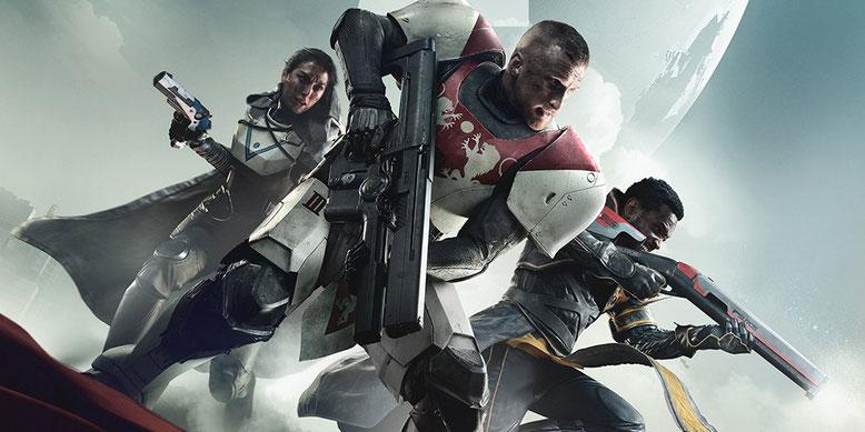 Gameplay-Premiere zu Destiny 2 gestartet. Bilderquelle: Activision