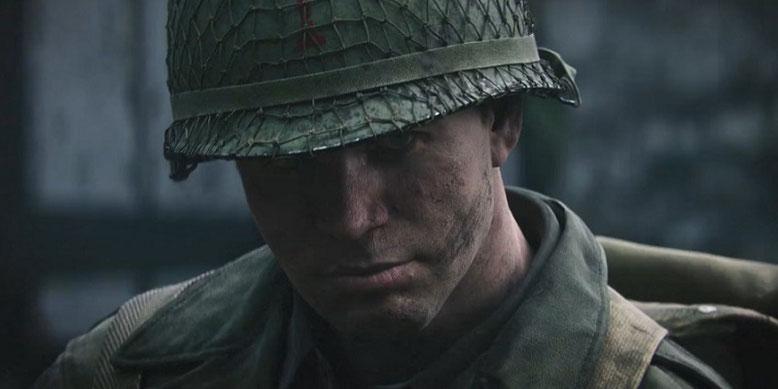 Die Markteinführung des Shooters Call of Duty WW2 gestaltete sich auf den Online-Servern sehr holprig. Bild: Activision