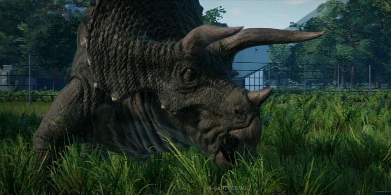 Von der Frontier Expo 17 erreicht uns ein neuer In-Game-Trailer zu Jurassic World Evolution. Bilderquelle: Microsoft