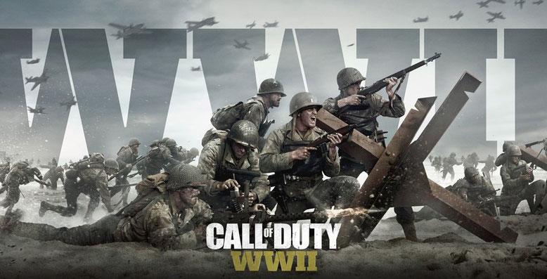 Call of Duty WW2 im neuen Entwicklervideo von Sledgehammer Games. Bilderquelle: Activision