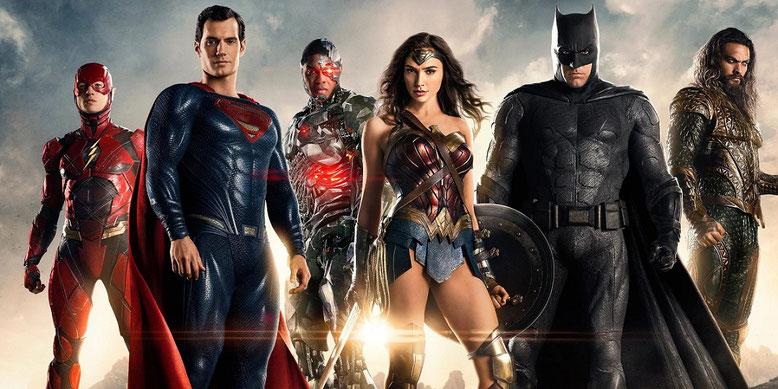 Deutscher Trailer zu Justice League der Comic-Con 2016