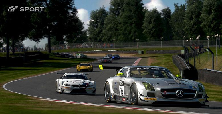 Langer Trailer zum Release-Termin von Gran Turismo Sport für PlayStation 4 veröffentlicht. Bilderquelle: Sony