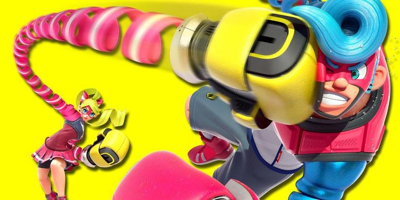 Vollständiges Video zur ARMS Direct von Nintendo veröffentlicht. Bilderquelle: Nintendo