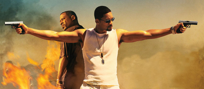Sony streicht den Starttermin zu Bad Boys For Life (Bad Boys 3) mit Will Smith und Martin Lawrence. Bild: Sony Pictures
