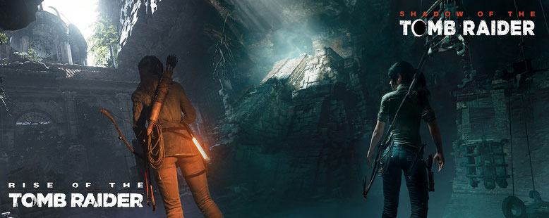 Shadow of the Tomb Raider Grafikvergleich Screenshot 2
