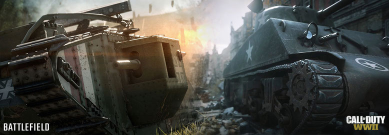 Call of Duty: WWII Multiplayer Details Revealed Image