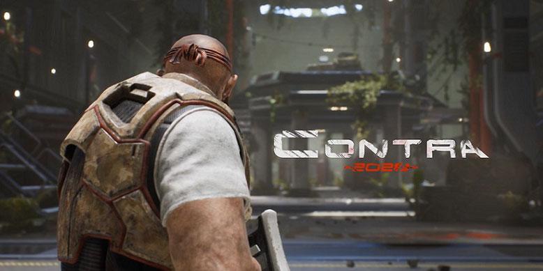 Der Gratis-Shooter Contra 2028 auf Basis der Unreal Engine 4 steht zum Download bereit. In dem PC-Titel müsst ihr in Anlehnung an den Konami-Titel gegen Horden von Aliens ankämpfen.
