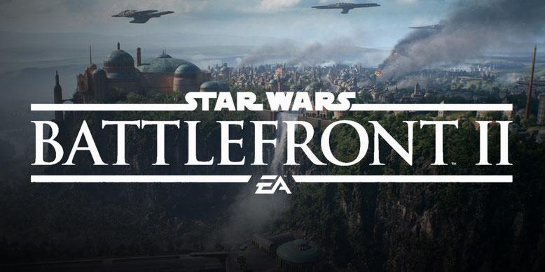 Ein neues Video zu der Beta von Star Wars Battlefront 2 vergleicht die Grafik auf Xbox One S und PS4 Pro. Bilderquelle: EA