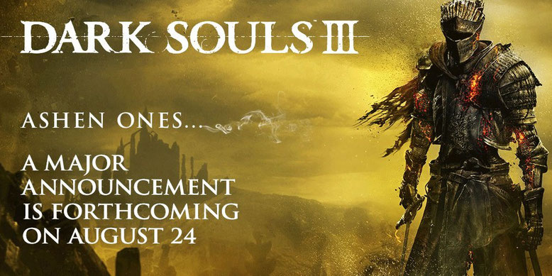 """Für Dark Souls 3 wird es bald eine """"große Ankündigung"""" geben. Bilderquelle: From Software"""
