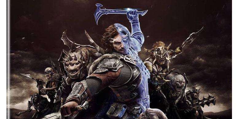 Middle-Earth: Shadow of War für PS4 und Xbox One versehentlich enthüllt. Bilderquelle: gematsu.com