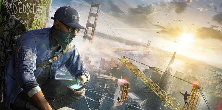 Gmescom 2016 Trailer zu Watch Dogs 2