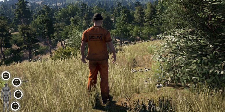 Die ersten Gameplay-Bilder zu Scum von Croteam im Blickpunkt. Bilderquelle: Devolver Digital