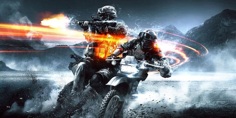 Ein neues Battlefield wurde von dem Publisher Electronic Arts für das kommende Jahr angekündigt. Bilderquelle: EA