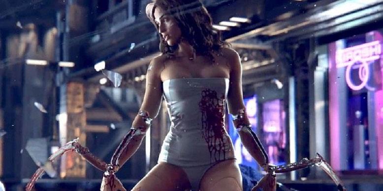 Eine geheime Demo und ein neuer Gameplay-Trailer zu Cyberpunk 2077 sollen auf der E3 2018 in Los Angeles das Licht der Welt erblicken. Bilderquelle: CD Project Red