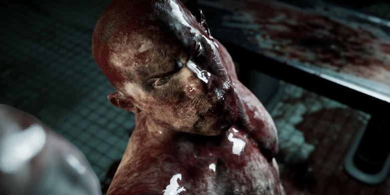 Das Horrorspiel Welcome to Hanwell erscheint am 20. Oktober 2017 für PC auf Valves Steam. Bilderquelle: Netcracker