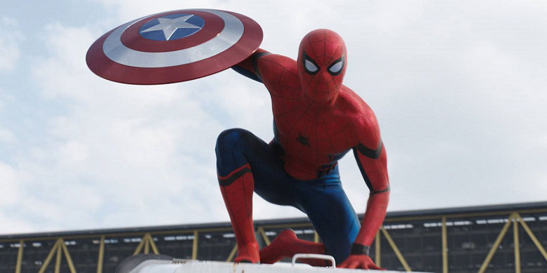 Die Spider-Man-Fans erwartet morgen ein neuer Trailer zu Homecoming mit Tom Holland. Bilderquelle: Sony Pictures