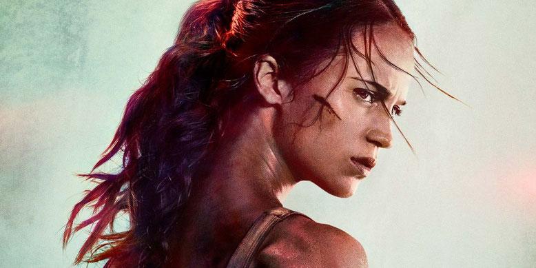 Lara Croft wird in dem neuen Kinofilm von der Schauspielerin Alicia Vikander verkörpert. Bilderquelle: Warner Bros. Pictures