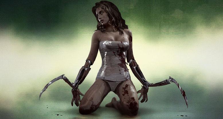 Wann kommt Cyberpunk 2077 auf den Markt? Diesbezüglich hüllen sich die Verantwortlichen immer noch in Schweigen. Bilderquelle: CD Project Red