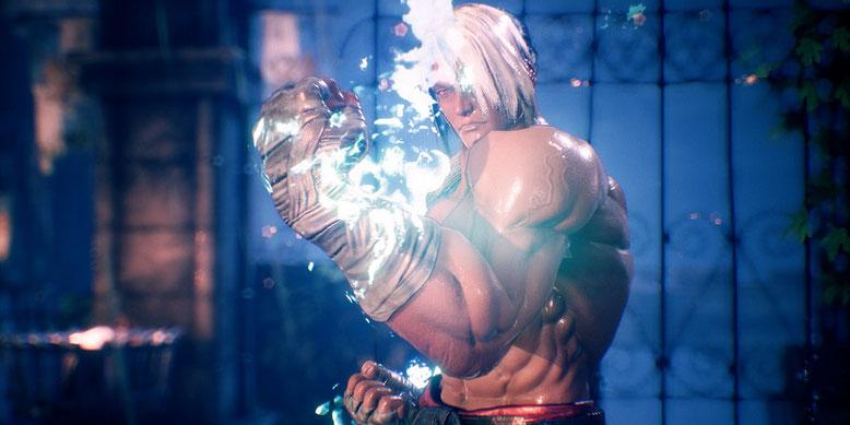 """Bei Arika entsteht ein """"mysteriöses"""" Prügelspiel von Street Fighter EX-Entwicklern, das noch keinen Namen erhalten hat."""