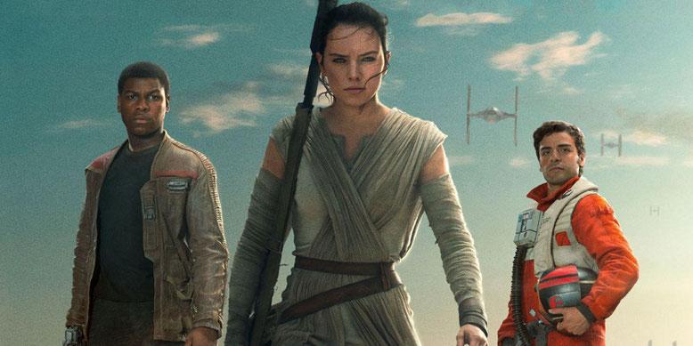 Star Wars Episode 8 - Die letzten Jedi: Der neue Trailer erhält Altersfreigabe. Bilderquelle: Disney/Lucasfilm