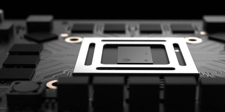"""Das """"wahre Biest"""" ist erwacht: Microsoft enthüllt finale Technik-Details zur Xbox Scorpio. Bilderquelle: Microsoft"""