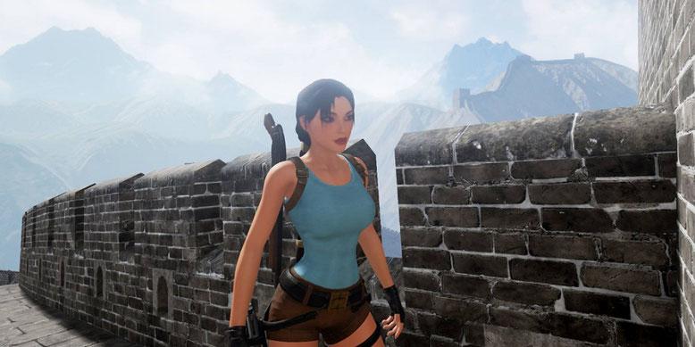 Zu Tomb Raider 2 Dagger of Xian von Nicobass ist eine spiebare Demoversion auf Basis der Unreal Engine 4 erschienen.