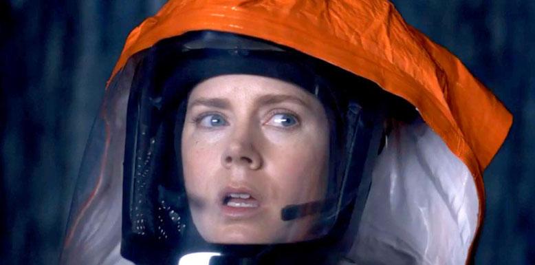 Erster deutscher Filmtrailer zu Arrival mit Amy Adams