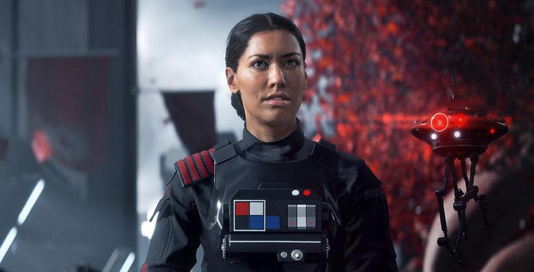 Im neuen Entwicklervideo zu Star Wars Battlefront 2 dreht sich alles um die Story. Bilderquelle: Electronic Arts