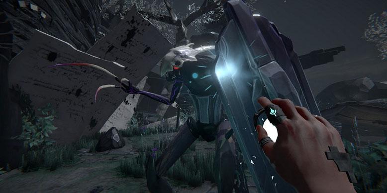 E3-Gameplay-Trailer zu Unknown Fate erschienen, dem kommenden First-Person-Action-Adventure von 1C Company.