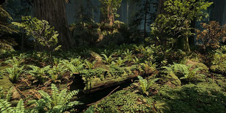 GDC 2017 Trailer zur Unreal Engine 4 von Epic Games zeigt imposante Grafikfeatures. Bilderquelle: Epic Games