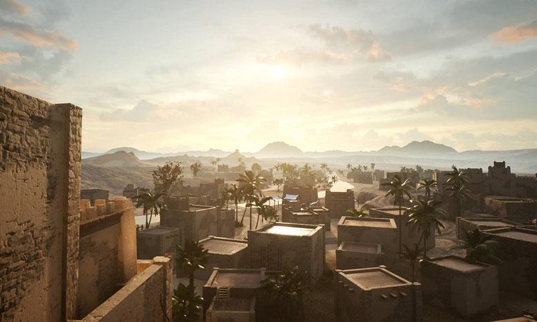 Das kommende Sandbox-Rollenspiel Knights of Light baut auf der Unreal Engine 4 auf und nutzt Grafik-Features von Nvidia Gameworks. Bilderquelle: Rumble Games Studio