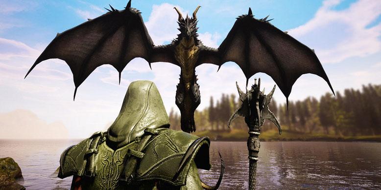 Mit Citadel: Forged with Fire erwartet uns ein neues Online-Rollenspiel für PS4, Xbox One und PC. Bilderquelle: Reverb Inc.