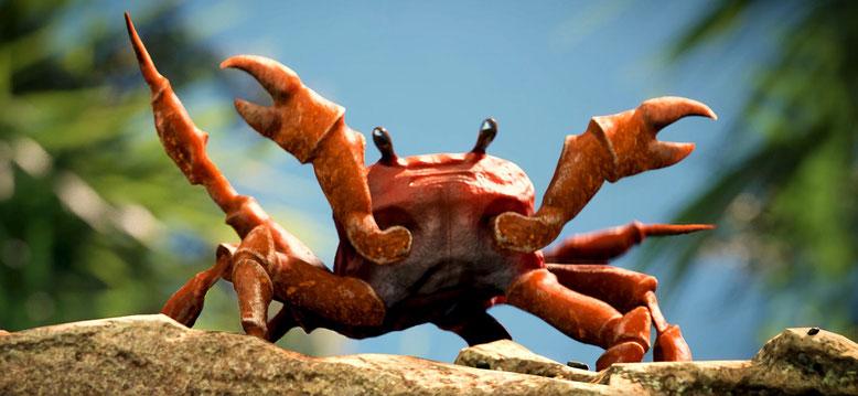 Mit dem Musikvideo Crab Rave von Noisestorm auf Basis der Unreal Engine 4 zeigen Macher, was die Grafik-Engine von Epic Games alles auf dem Kerbholz hat. Bilderquelle: Noisestorm