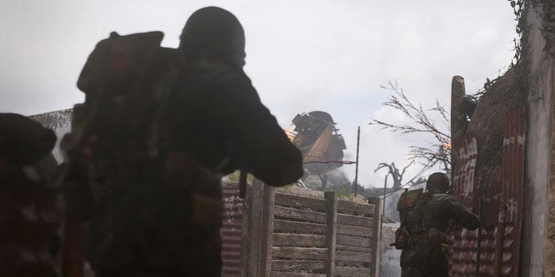 Im Rahmen einer Info-Woche zu Call of Duty WW2 erfahren wir frische Details zur Kampagne und sehen zudem einen neuen Story Trailer. Bilderquelle: Activision