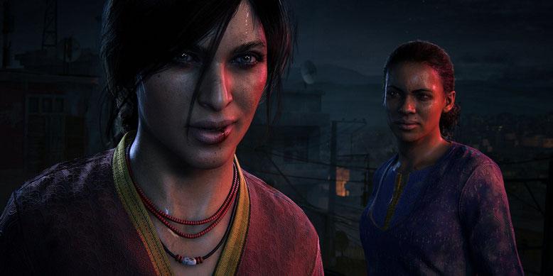 Release-Datum zu Uncharted: The Lost Legacy samt neuem Trailer veröffentlicht. Bilderquelle: Sony Interactive Entertainment