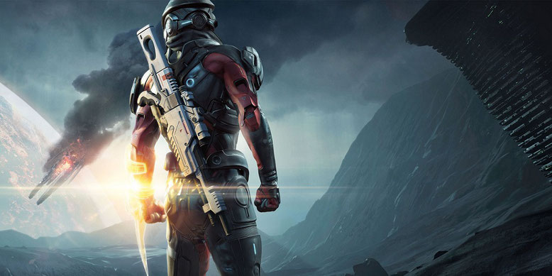 N7-Day-Trailer zu Mass Effect Andromeda erschienen. Bilderquelle: Electronic Arts