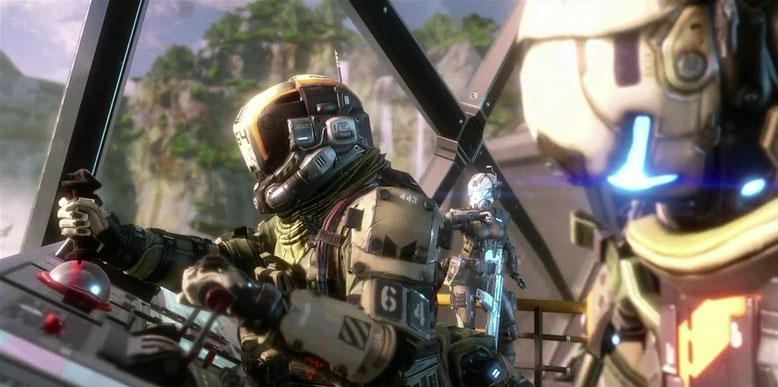Titanfall 2 im Gamescom Multiplayer Tech Test Gameplay Trailer