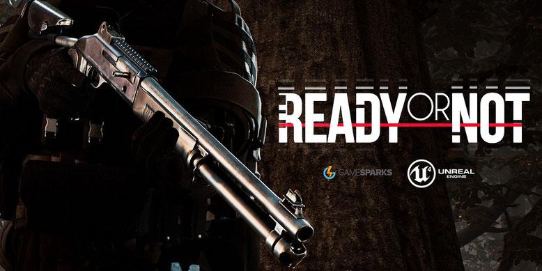 Ankündigung, Infos und erster Trailer zu Ready Or Not. Bilderquelle: Volid Interactive