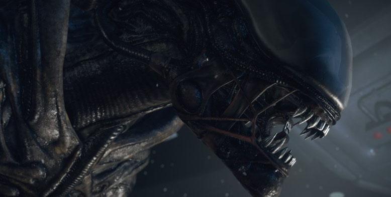 Die ersten Monster-Bilder aus dem Kinofilm Alien Covenant sind im Netz aufgetaucht. Bilderquelle: Videospiel/Sega