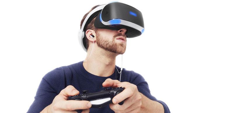 Dem PlayStation VR-Paket für PS4 liegt eine Demo-Disc bei. Bilderquelle: Sony