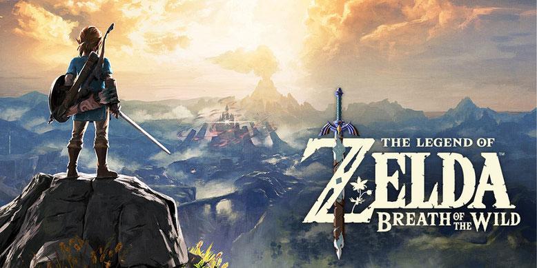 Der Test zur Nintendo Switch-Version von The Legend of Zelda: Breath of the Wild bei dem britischen Fachmagazin EDGE vergibt 10 von 10 Punkten. Bilderquelle: Nintendo