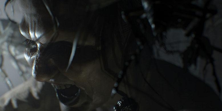 Düsteres Resident Evil 7 Gameplay-Material und neue Screenshots erschienen. Bilderquelle: Capcom