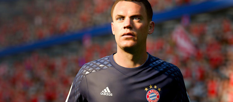 FIFA 17 Trailer mit dem FC Bayern