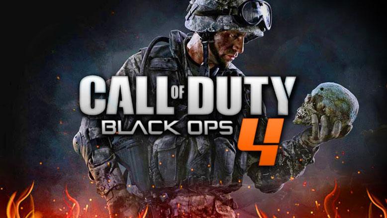 Call of Duty Black Ops 4 von Treyarch erscheint im Herbst 2018 für PS4, Xbox One und PC im Handel, das scheint sicher zu sein. Bilderquelle. Activision
