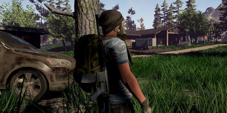 Das Koop-Survival-Spiel The Day After zeigt sich auf neuen Gameplay-Screenshots. Bilderquelle: Coconut Games