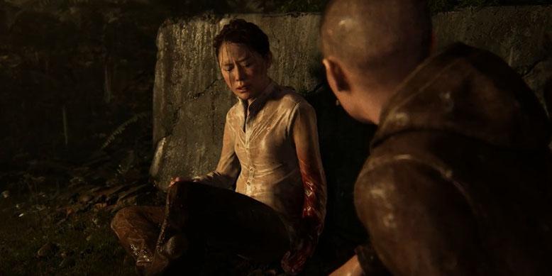 Sony zeigt einen brandneuen Trailer zum Survival-Horror The Last of Us: Part 2 auf der Paris Games Week. Bilderquelle: Sony