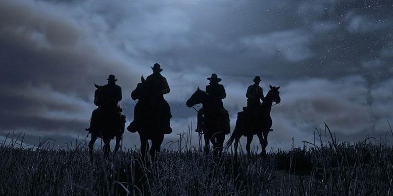 Erscheint das erste Gameplay-Video zu Red Dead Redemption 2 in der kommenden Woche? Bilderquelle: Rockstar Games