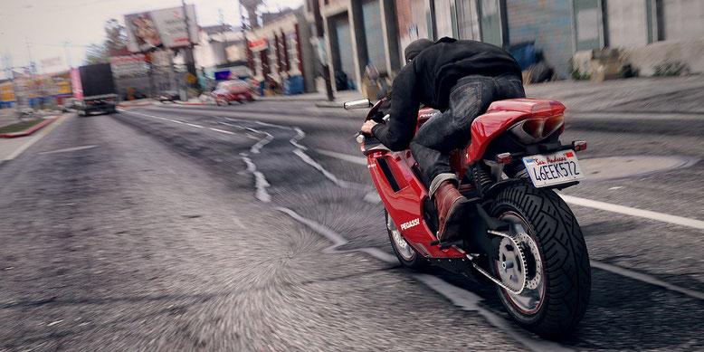 Grand Theft Auto 6 befindet sich laut eines US-amerikanischen Stuntmans bereits in Entwicklung. Bilderquelle: Josh Romito